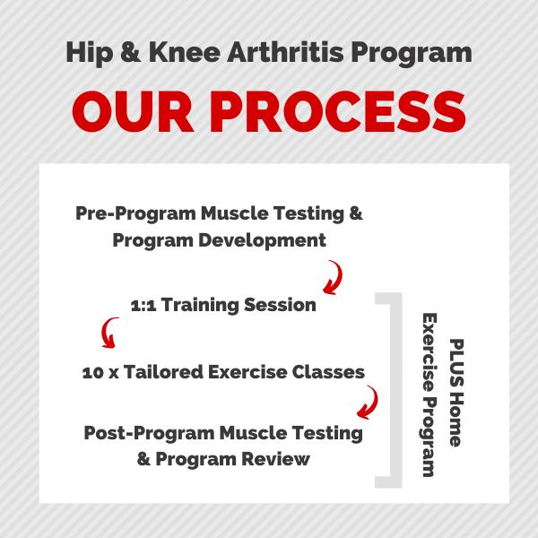 Hip and Knee Arthritis Program